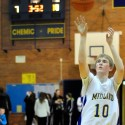 Varsity Boys Basketball vs Mt. Pleasant 1-23-15