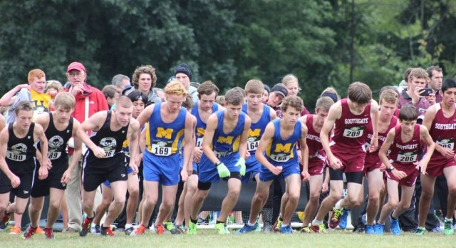 2015 Cross Country Workouts & Camp Announced