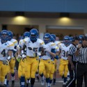 Varsity FB vs Mt. Pleasant 9-18-15