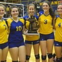 District Championship Volleyball