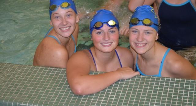 Girls Swim Meeting