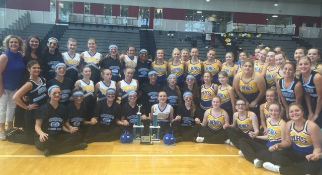 Award Winning Pom Camp