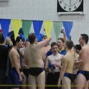 Boys Swim vs Davison