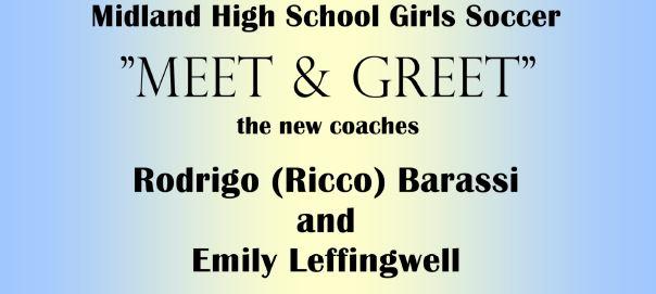 Girls Soccer Meeting