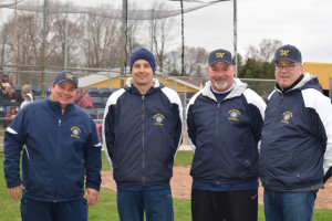 Varsity Coaching Staff
