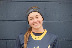 #1 Emily Corbat