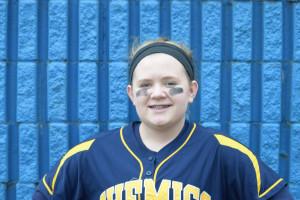 #10 Jenna Samuel