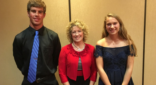 SVL Scholar Athletes and Teacher of Year announced