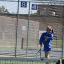 Girls Tennis vs John Glenn