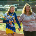 Varsity Cheer 8/24/17 – Senior Night