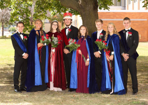 _MG_3650_MHS_HC_2017, Senior Attendants GROUP, 5x7