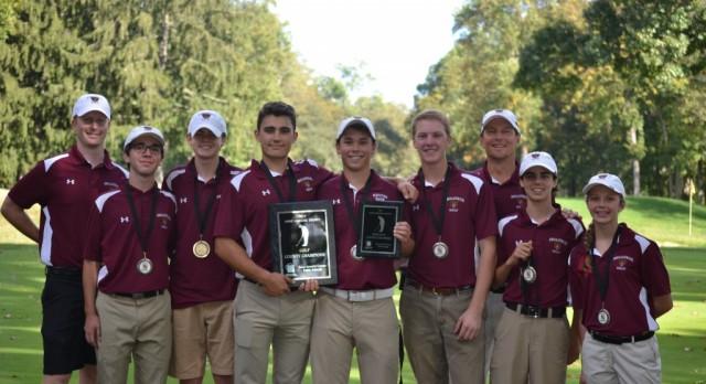 County Golf Championship!