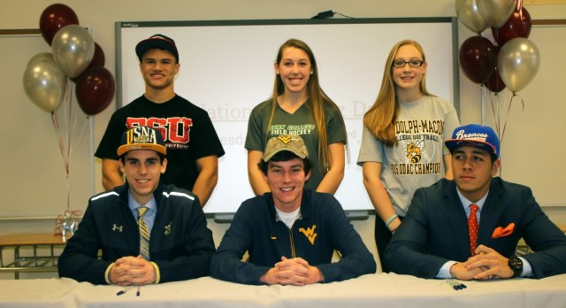 National Signing Day February 3rd 2016