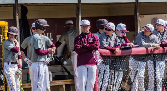 Broadneck High School Varsity Baseball beat Patuxent High School 5-4