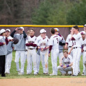 Varsity Baseball VS Northeast