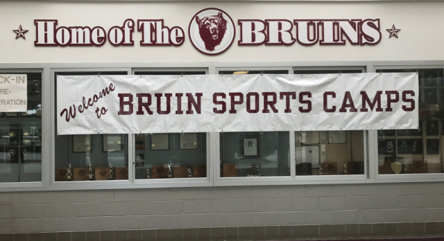 Bruin Sports Camps open Monday