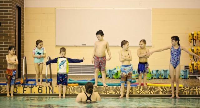 Kent City Pool — Swimming Class Descriptions