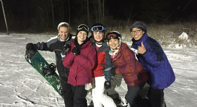 2017 Ski and Snowboard Club Forms due TODAY