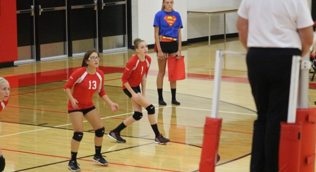 Freshmen Volleyball making strides at Covenant Christian Tournament