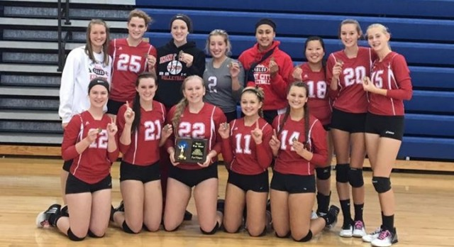 Eagles mow down Class A and B schools to win Sparta Invitational