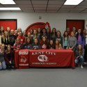 Kaitlyn Geers Signing Day — 11-9-2016