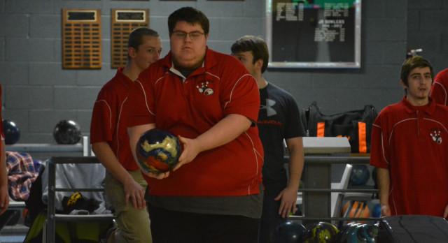 Bowling teams run into a hot Central Montcalm team