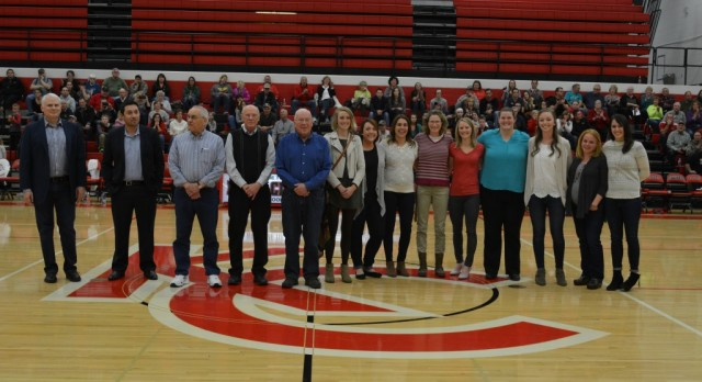 A great day to be an Eagle! Kent City Athletic Hall of Fame Ceremony 2017