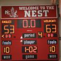 Varsity Boys Basketball vs Montague 3/2/2017 –  Senior Night