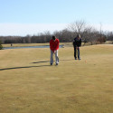 Varsity Golf vs. Sparta — 3/21/17