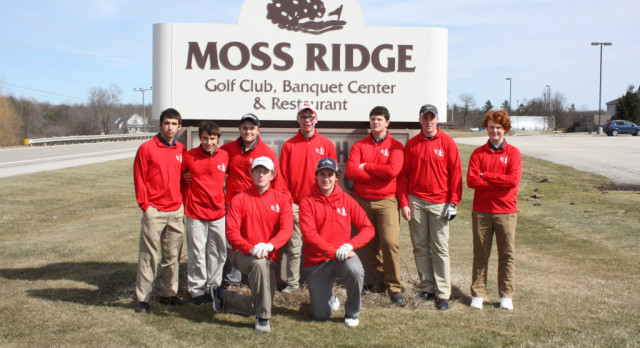 Varsity Golf opens the season with victory over Sparta