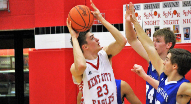 Kent City Athletic Weekly — 3-6 — 3-11