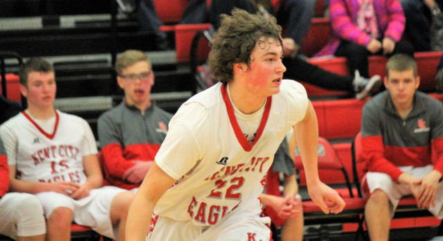 Eagles fall to Muskegon Heights in district semi-finals 63-52