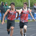 Track and Field Regionals @ Saugatuck 5/19/17