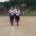 Varsity Softball vs North Muskegon 5/22/17