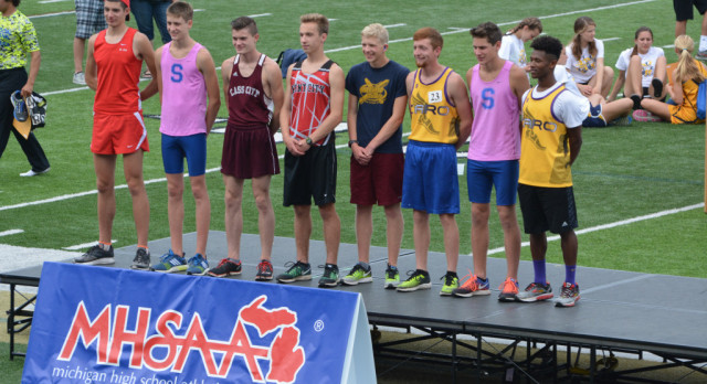 Fraser Wilson earns All-State Honors two years straight