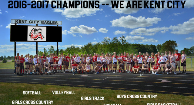 Kent City Athletic Weekly — August 16 — August 26