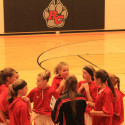 8th Grade Girls Basketball vs. Holton & Reed City 10/14/17