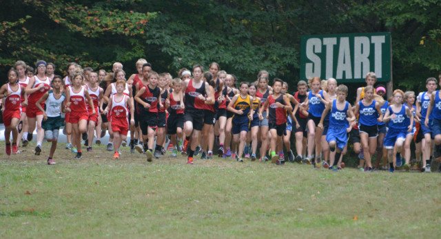 CSAA Silver Division Jamboree – Middle School Boys & Girls XC Victorious