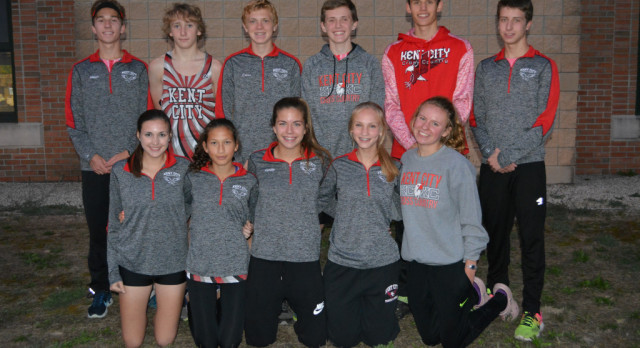 All-Conference Cross Country Runners
