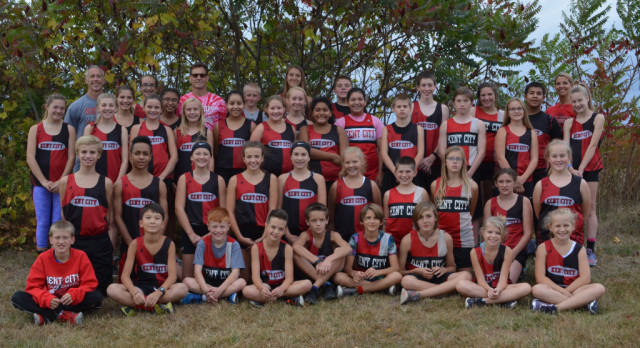 MS Cross Country runs final meet of the year at home – 2017 Eagle Invitational