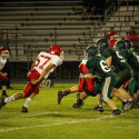JV Football vs Hesperia 10-5-17