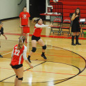 JV Volleyball vs. Morley Stanwood —  10/18/17