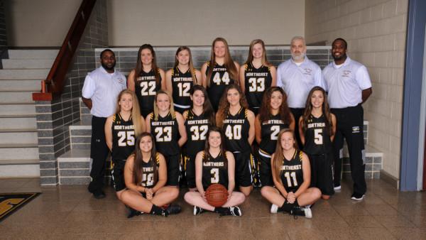girls basketball v team
