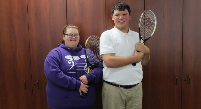 Unified Tennis All-County Selections.  #NHSAllCounty #NHSUnifiedTennis