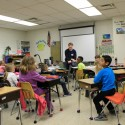NHS Athletes Read To High Point Students