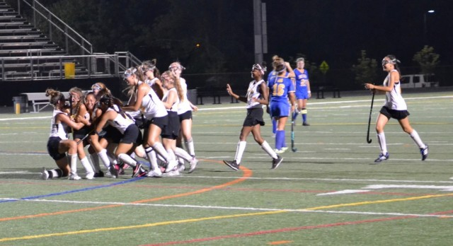 NHS Field Hockey Opens With Overtime Win!  #FearTheEagles