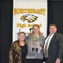 NHS Athletic Hall of Fame Ceremony 2017