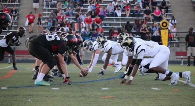 Football Game Date&Times Moved for Annapolis & Chesapeake