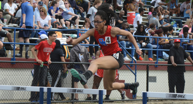 Old Mill Girls Track Wins Region Championship