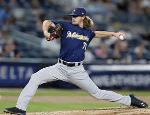 Old Mill's Josh Hader gets first major league win over Yankees